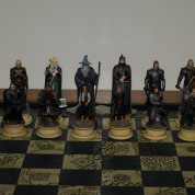 LOTR Chess Set – White Army