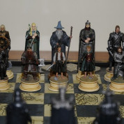 Eaglemoss – Lord of the Rings Chess Set